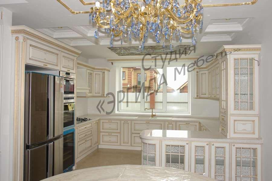 Угловая кухня Афина