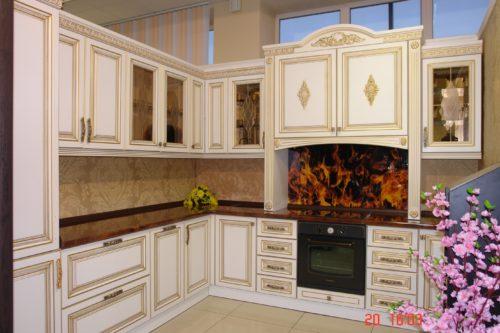 Кухня в стиле Классика