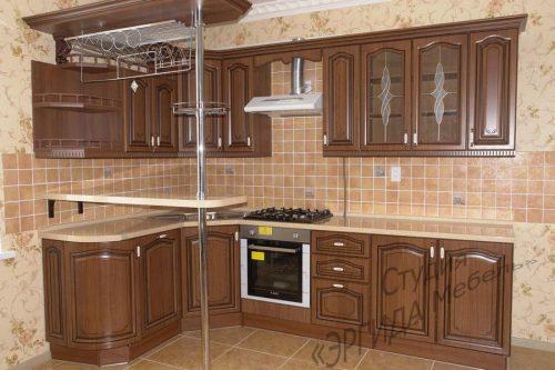 Кухня Карина в классическом стиле