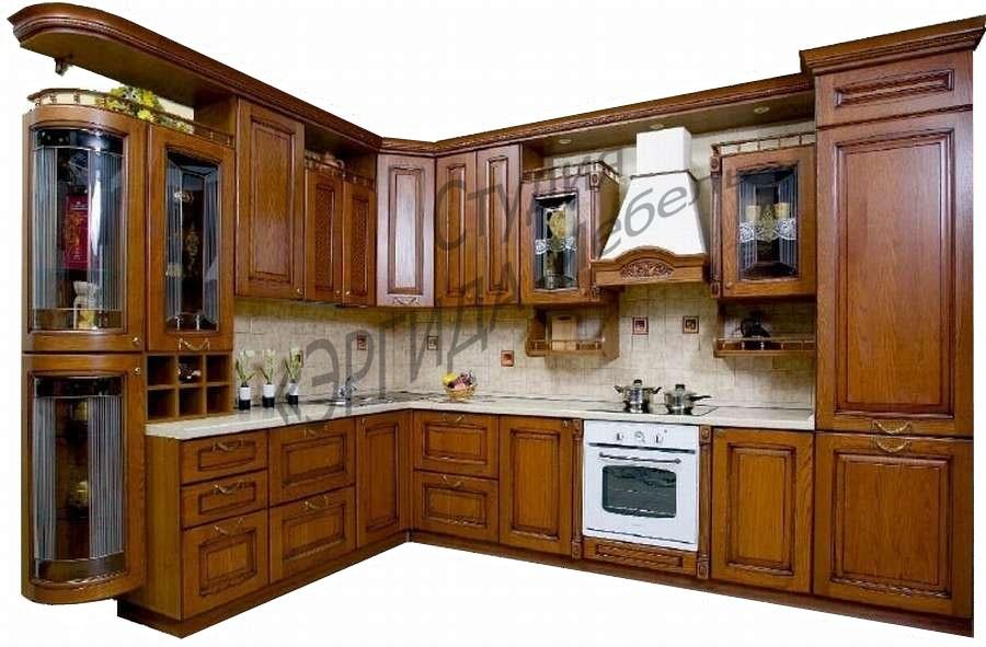 Sorrento с пеналом под встраиваемый холодильник