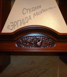 """""""Сорренто-6"""" с деревянной окантовкой"""