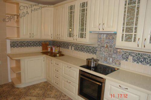 Кухня Афина колор №20