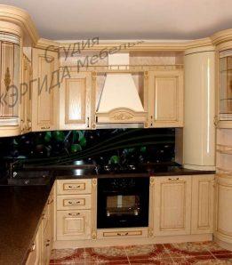 Мебель для кухни с итальянскими фасадами