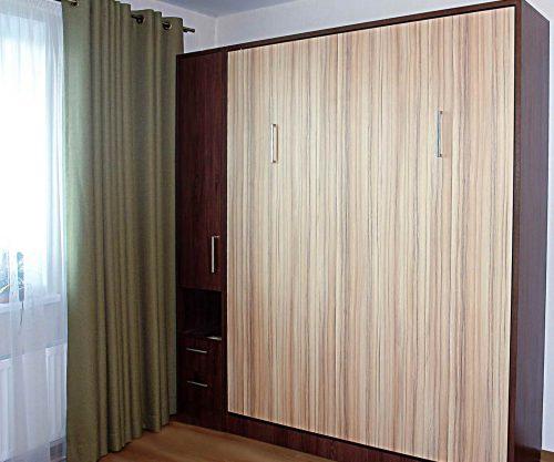 Шкаф кровать со спальным местом 1600*2000 мм