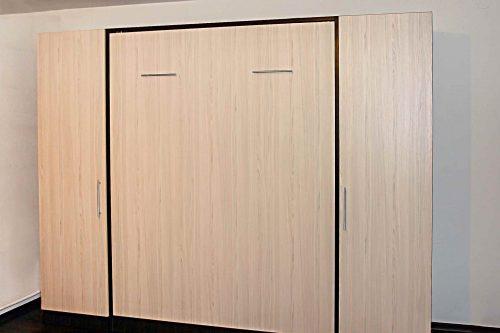 Вертикальная шкаф кровать с пеналами