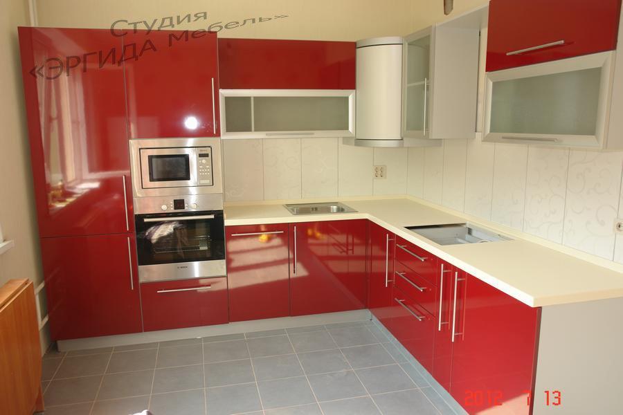 Угловая кухня Бордо