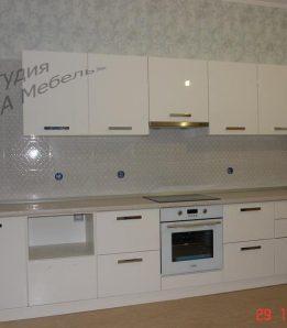 Белая кухня Даная