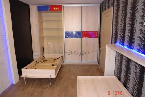 Шкаф-кровать 1150*2500 мм