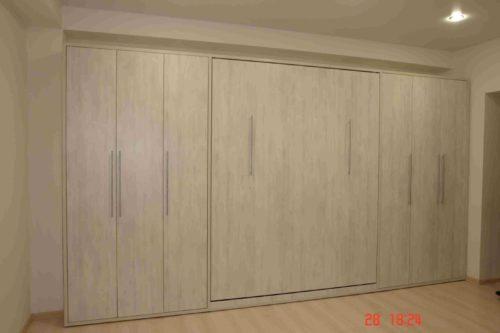 Шкаф кровать 1750*2250 мм. с пеналами