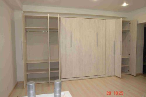 Шкаф кровать с пеналами