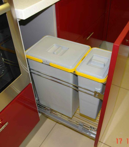 Система выкатных контейнеров