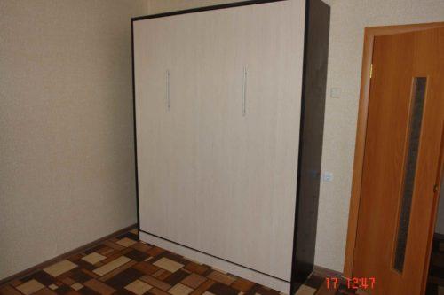 Шкаф кровать с механизмом трансформации