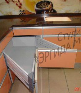 Угловой ящик Blum