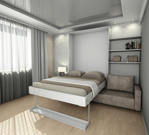 купить встроенную кровать