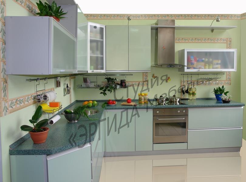 Кухня угловая Лагуна