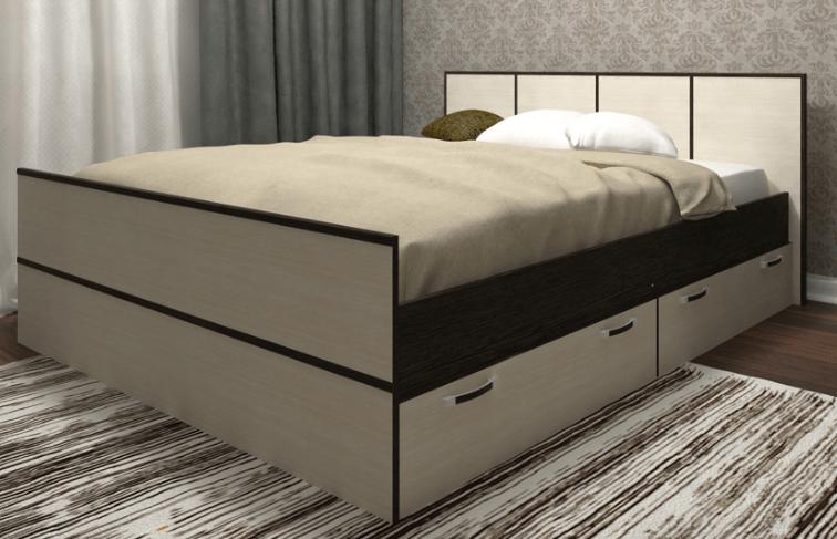 кровать двуспальная цены