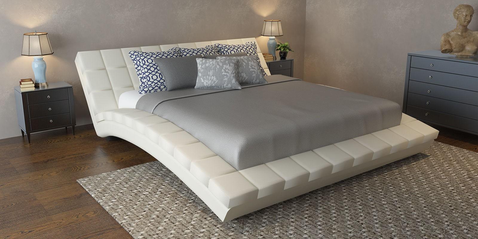 кровать двуспальная купить цены